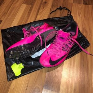 Nike Zoom Celar track spikes